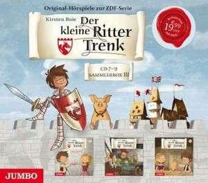 Der kleine Ritter Trenk - Die Sammlerbox 3, CD 7-9 de Kirsten Boie