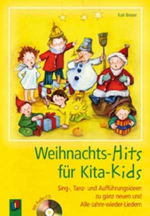 Weihnachts-Hits fuer Kita-Kids