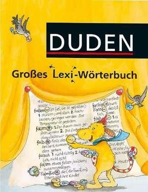 Grosses Lexi-Woerterbuch