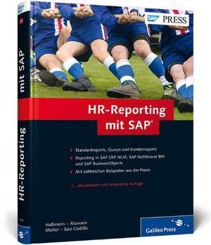 HR-Reporting mit SAP de Richard Haßmann