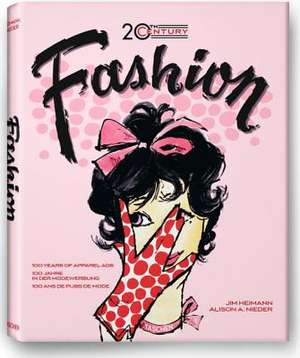 Fashion of the 20th Century de Alison A. Nieder