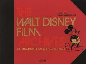 The Walt Disney Film Archives