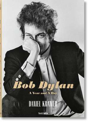 Daniel Kramer. Bob Dylan: A Year and a Day de Robert Santelli