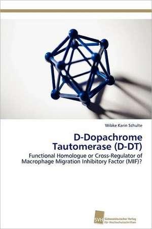 D-Dopachrome Tautomerase (D-Dt)