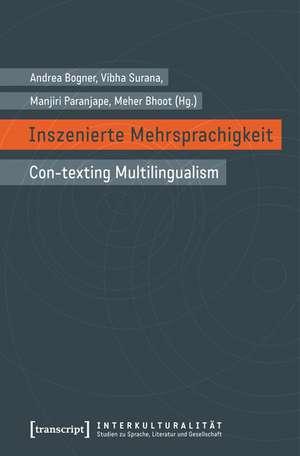 Inszenierte Mehrsprachigkeit