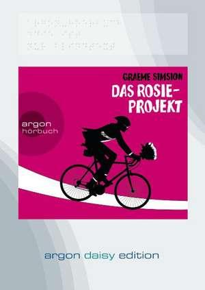 Das Rosie-Projekt (DAISY Edition) de Graeme Simsion