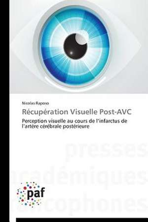 Recuperation Visuelle Post-AVC