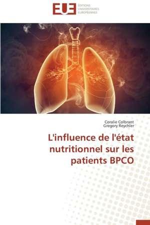 L'Influence de L'Etat Nutritionnel Sur Les Patients Bpco
