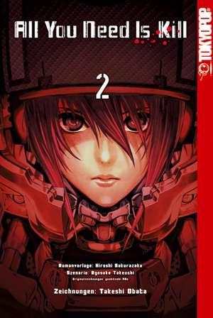 All You Need Is Kill Manga 02 de Takeshi Obata