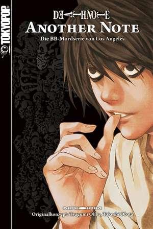 Death Note: Another Note de Ishin Nishio