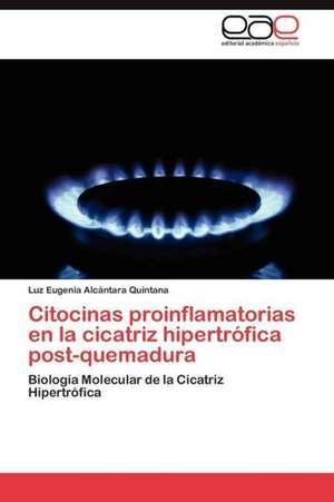 Citocinas Proinflamatorias En La Cicatriz Hipertrofica Post-Quemadura