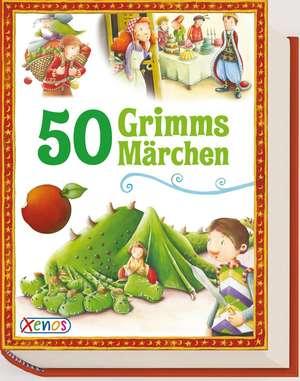 50 Grimms Märchen de Brüder Grimm