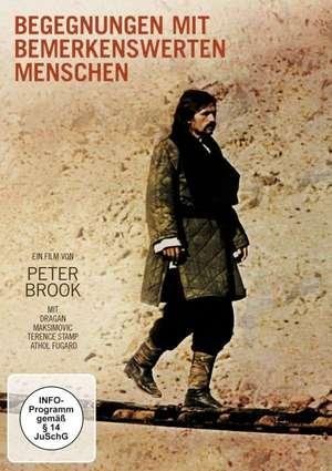 Begegnungen mit bemerkenswerten Menschen de Peter Brook
