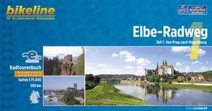 Bikeline Radtourenbuch Elbe-Radweg 1