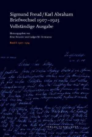 Briefwechsel 1907-1925 de Sigmund Freud