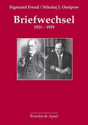 Briefwechsel 1921-1929