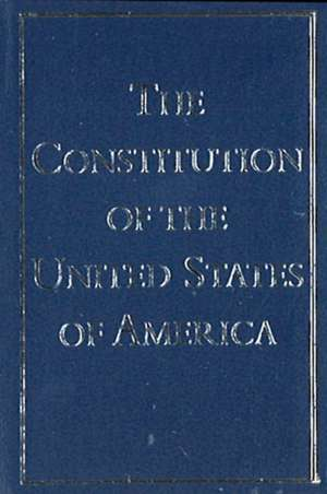 The Constitution of the United States of America, Miniatura