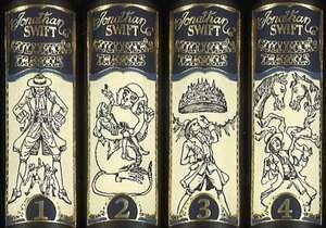 Gulliver's Travels Minibook (4 Volumes) de Jonathan Swift