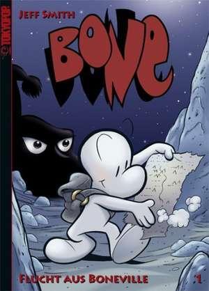 Bone 01. Collectors Edition