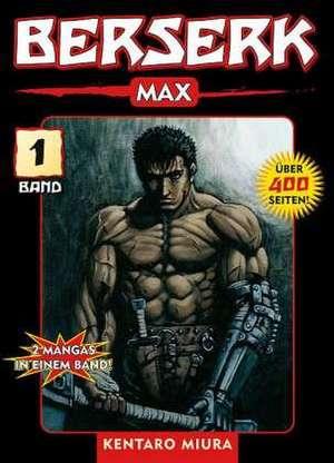Berserk Max 01 de Kentaro Miura