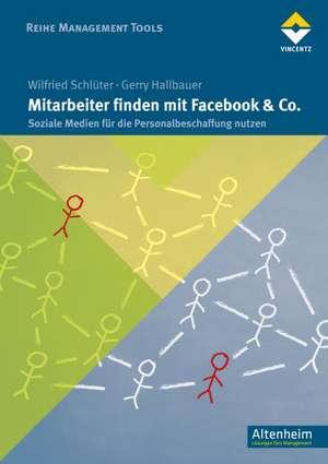 Mitarbeiter finden mit Facebook & Co.