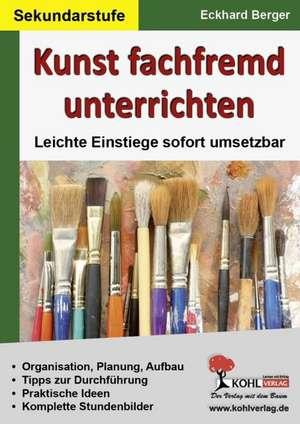 Kunst fachfremd unterrichten / Sekundarstufe