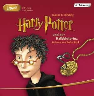Harry Potter 6 und der Halbblutprinz de J. K. Rowling