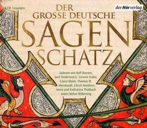 Der große deutsche Sagenschatz de Ludwig Bechstein