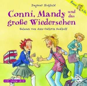 Conni & Co 06: Conni, Mandy und das große Wiedersehen: 8-12 ani de Dagmar Hoßfeld