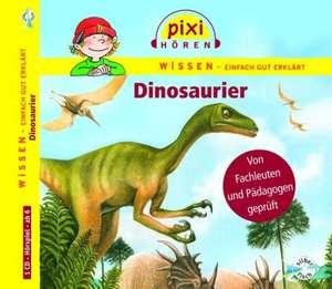 Pixi Wissen. Dinosaurier
