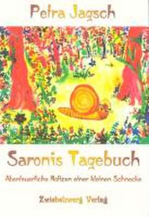 Saronis Tagebuch de Petra Jagsch