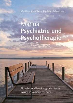 Manual Psychiatrie und Psychotherapie
