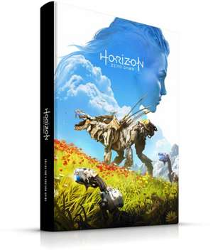 Horizon Zero Dawn Collectors Edition Guide de Future Press