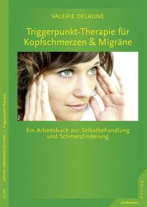 Triggerpunkt-Therapie fuer Kopfschmerzen und Migraene