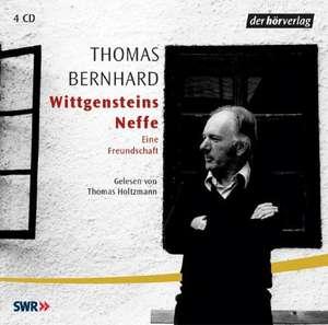 Wittgensteins Neffe. 4 CDs