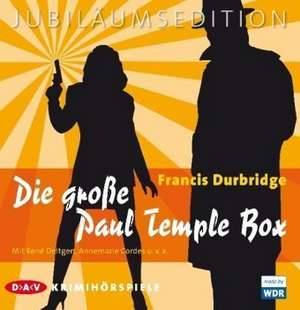 Die grosse Paul Temple Box