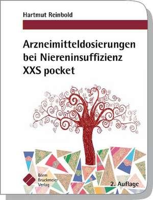 Arzneimitteldosierungen bei Niereninsuffizienz XXS pocket