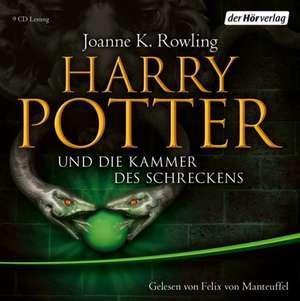 Harry Potter und die Kammer des Schreckens. Ausgabe fuer Erwachsene, Buch 2
