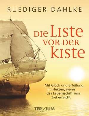 Die Liste vor der Kiste de Ruediger Dahlke