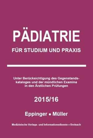 Pädiatrie de Matthias Eppinger