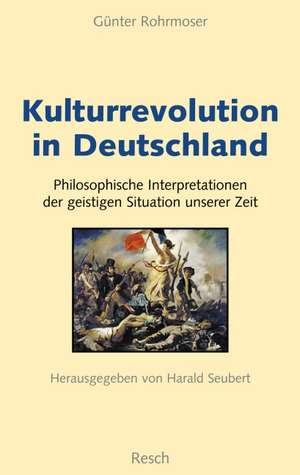 Kulturrevolution in Deutschland