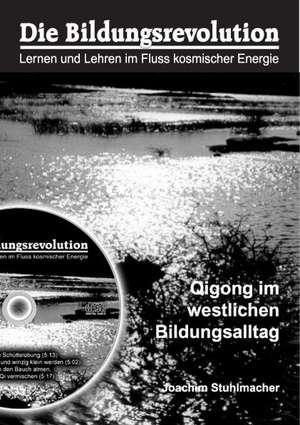 Die Bildungsrevolution. Lernen und Lehren im Fluss kosmischer Energien de Joachim Stuhlmacher