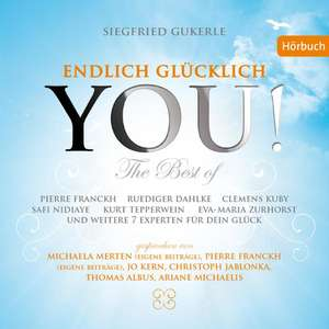 YOU! Endlich gluecklich - The best of. 10 CD's