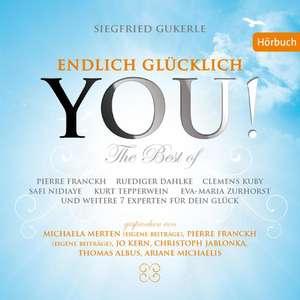 YOU! Endlich gluecklich - The best of. 10 CD's