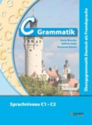 C-Grammatik de Anne Buscha