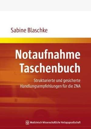 SOP Handbuch Interdisziplinaere Notaufnahme