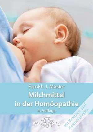 Milchmittel in der Homoeopathie