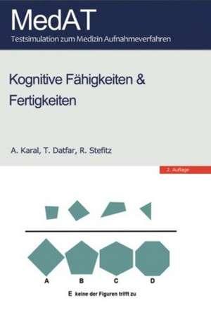 MedAT: Kognitive Faehigkeiten & Fertigkeiten