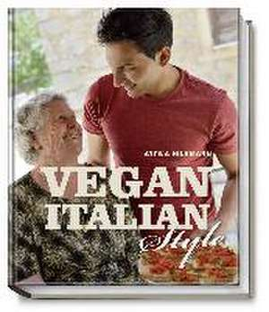 Vegan Italian Style de Attila Hildmann