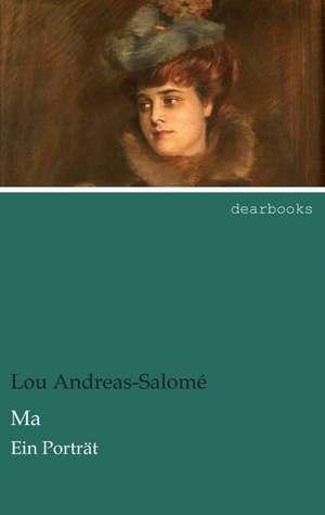 Ma de Lou Andreas-Salomé